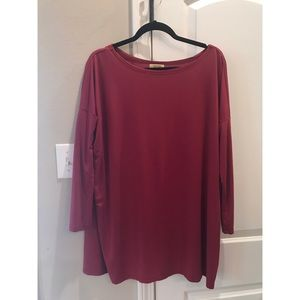 Piko 1988 Small Red Tunic Dress